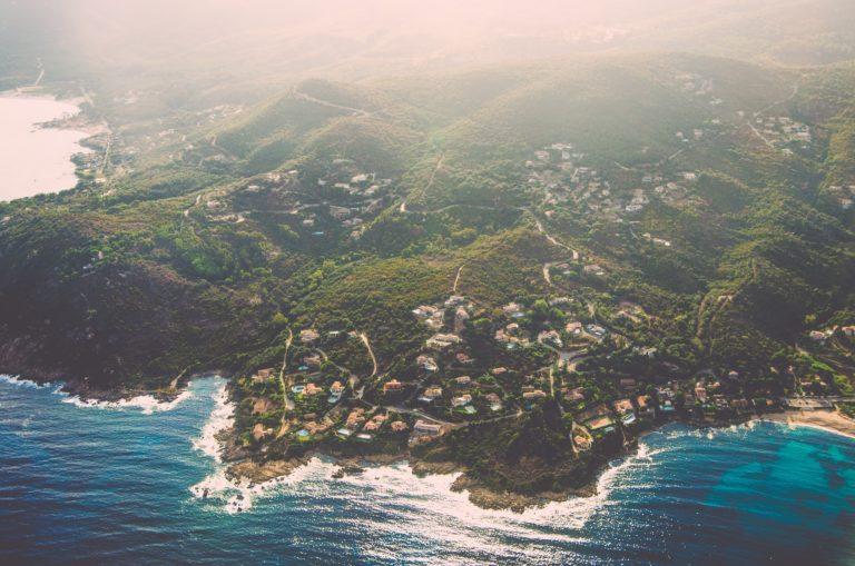 Plages et criques en Corse