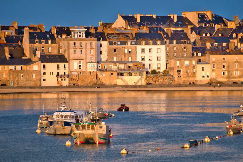 tourisme durable à Saint Malo en France