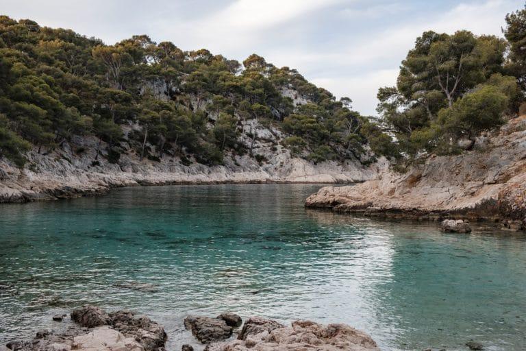 Calanques de Port Pin à Marseille