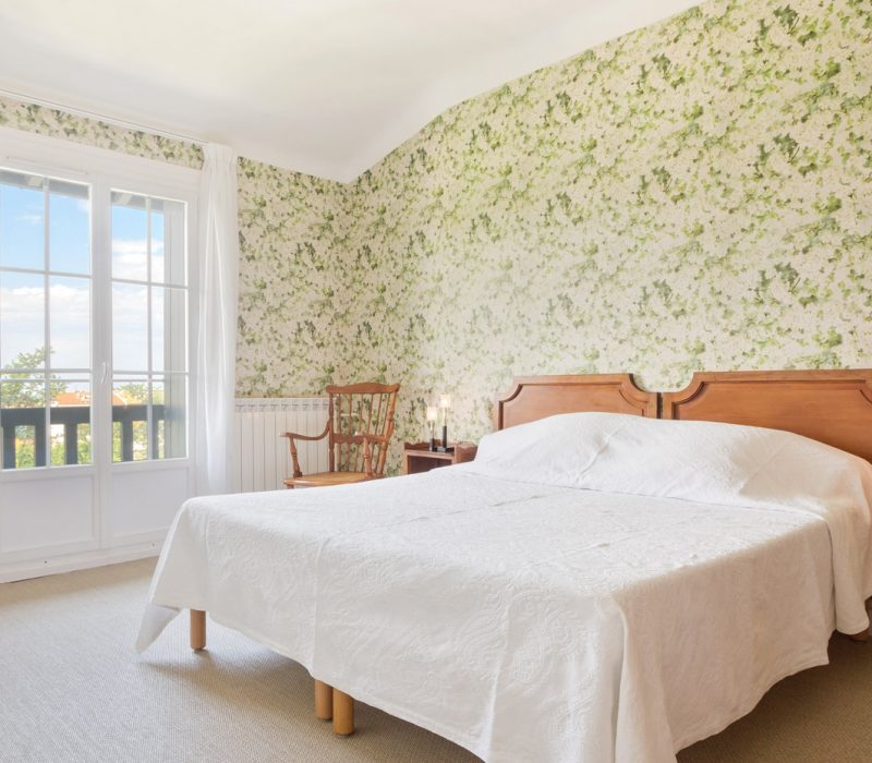 Chambre dans un hôtel de Saint Jean de Luz