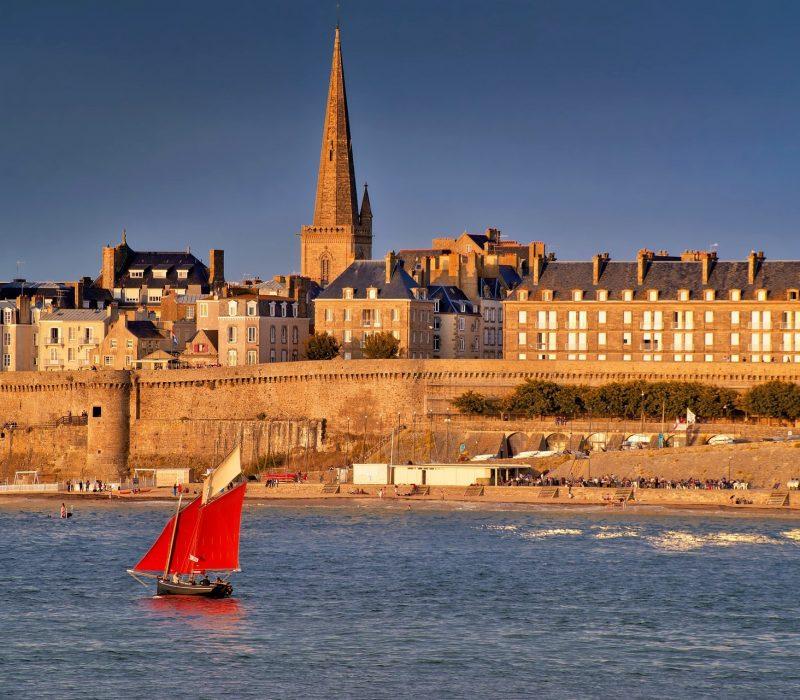 baie de saint Malo séjour bretagne