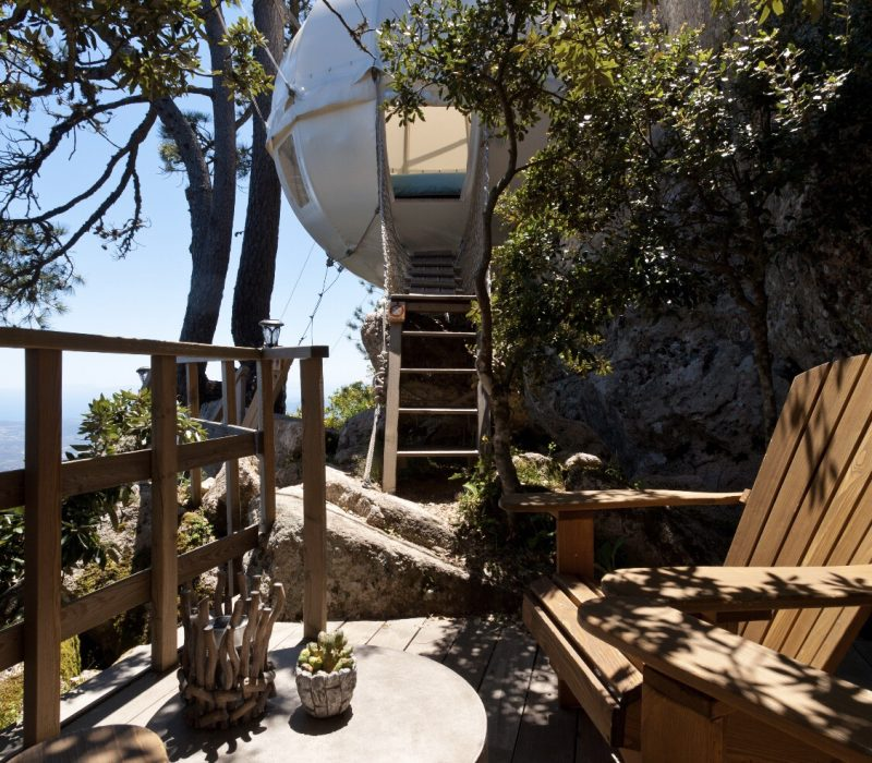 glamping luxe sejour corse