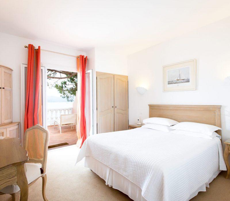 chambre hotel Ajaccio sejour corse