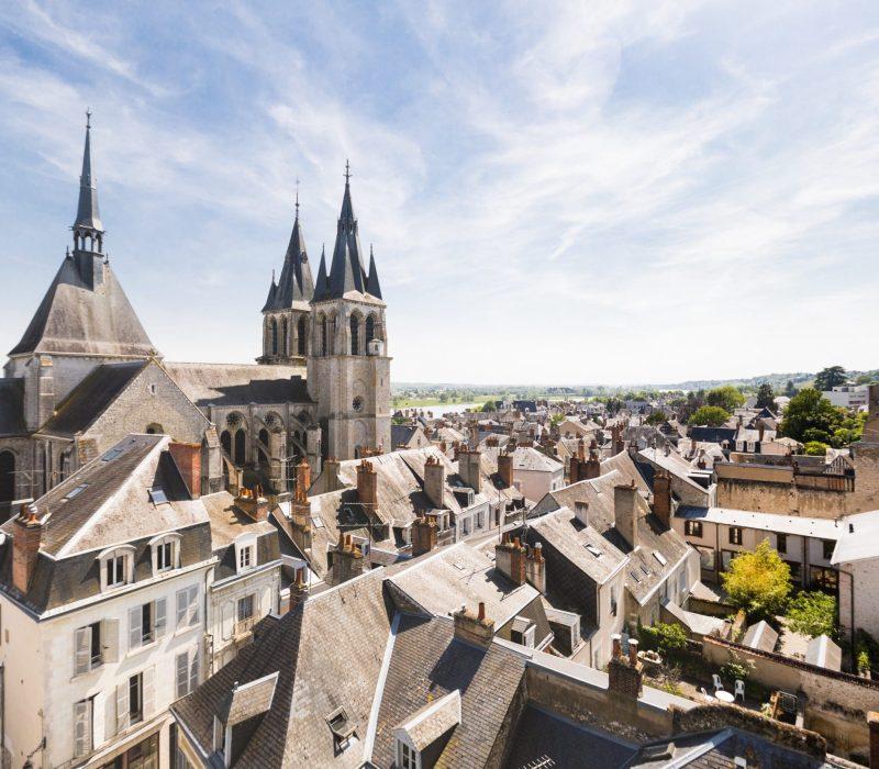 ville de Blois séjour loir et cher