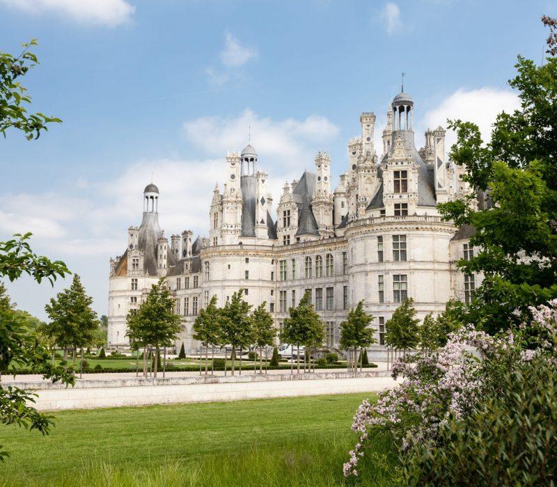 chateau de chambord séjour loir et cher