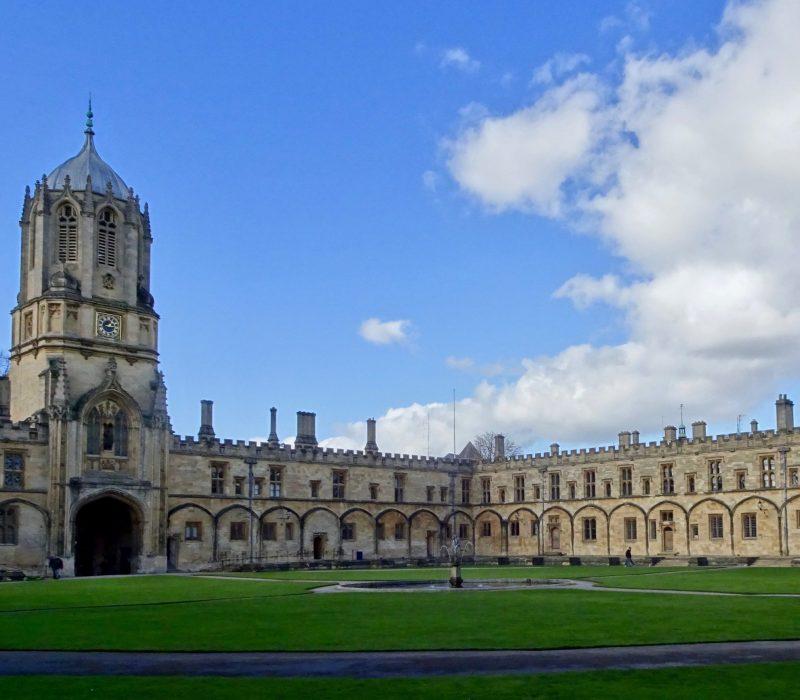 christ church à Oxford