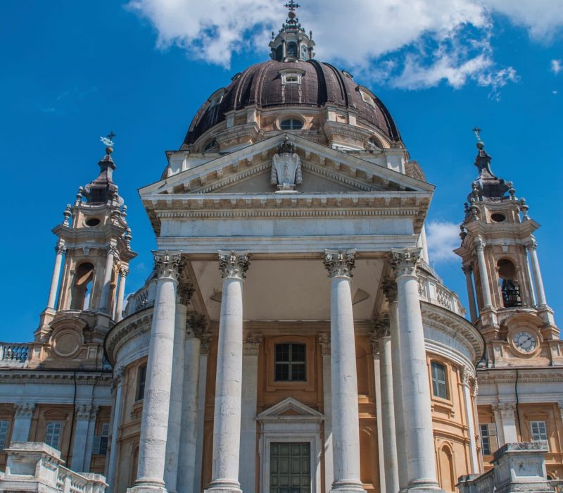 Basilique de Superga à Turin