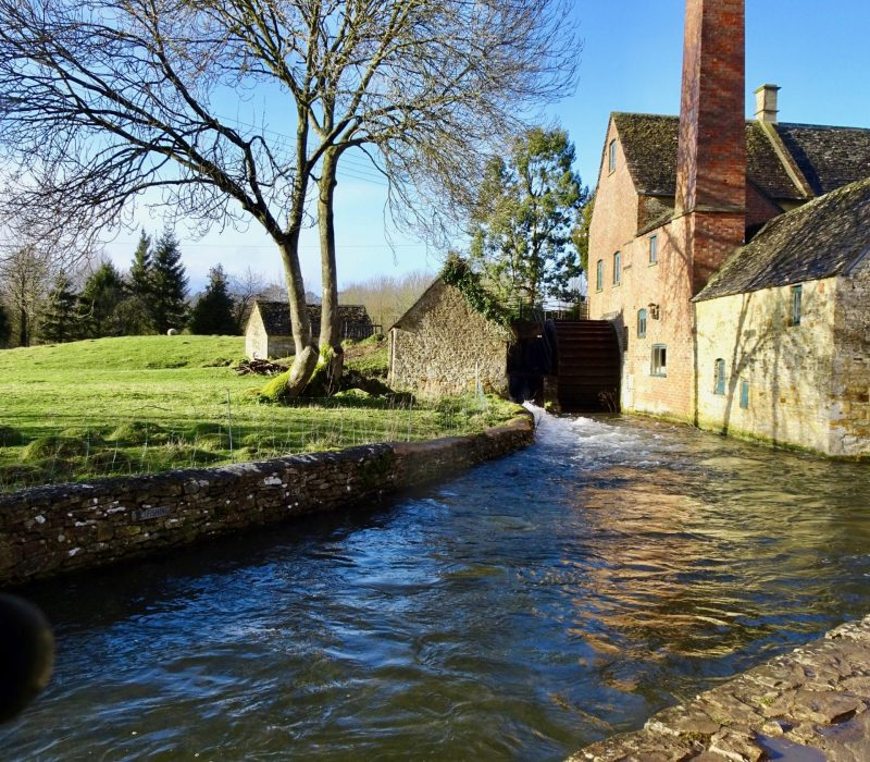 Moulin de Lower Slaughter