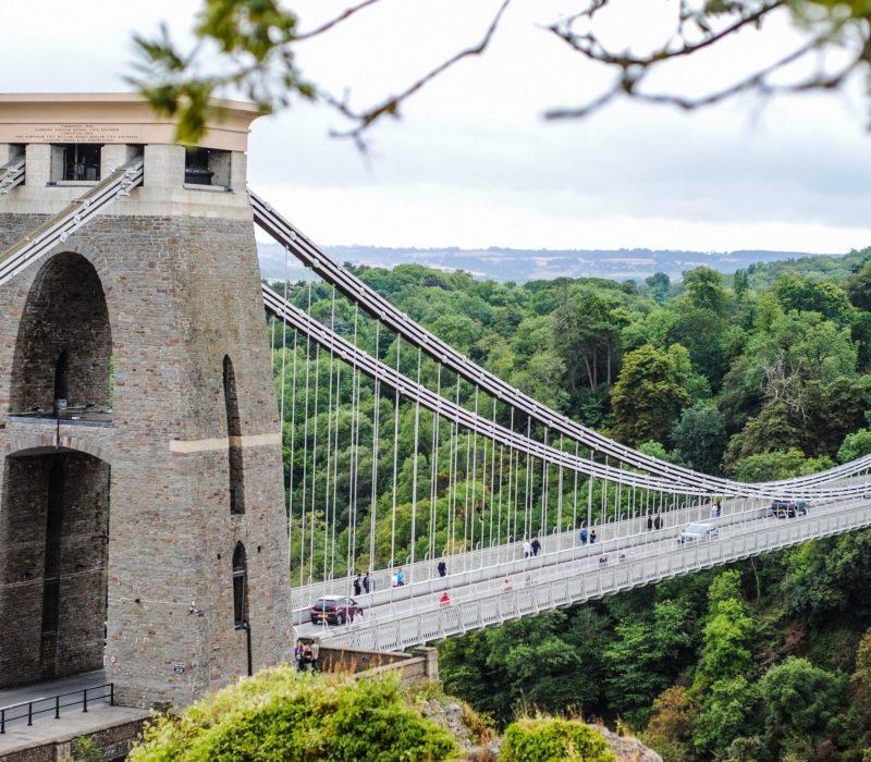 Pont suspendu de Bristol